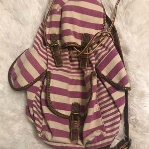 ⭐️ 3 for $5⭐️ Striped Backpack
